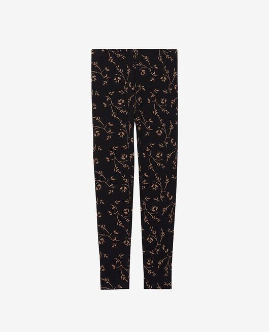 Leggings Black lily Tamtam shaker