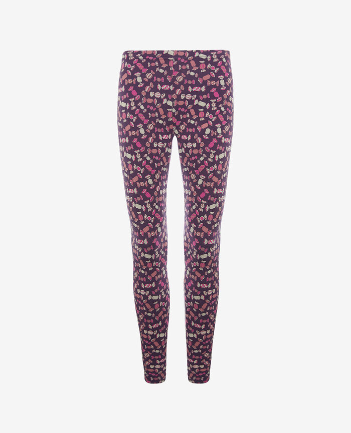 Leggings Bonbon blue Tamtam shaker