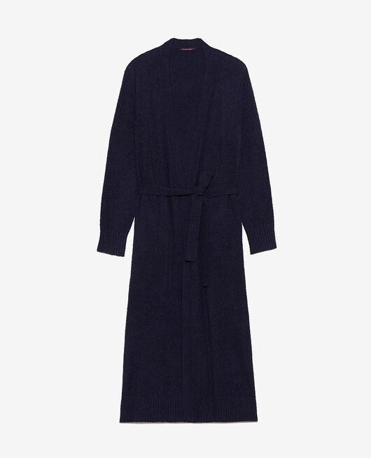 Medium-length jacket Navy Vip