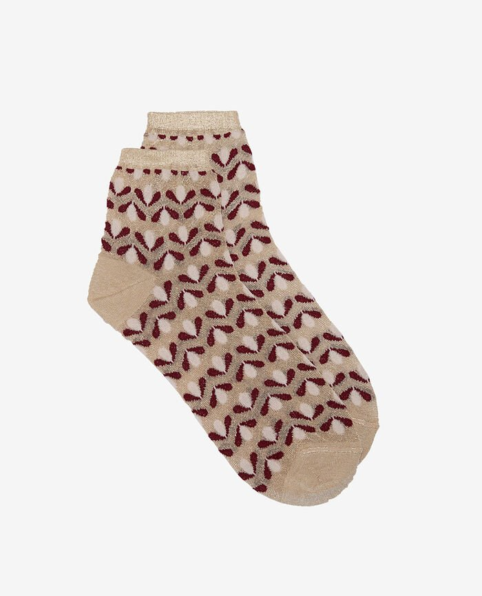 Chaussettes Or Pop