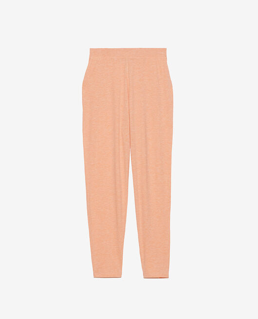 Carrot pants Flecked pink Paresse