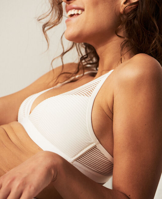 Wireless padde bra Ivory Horizon