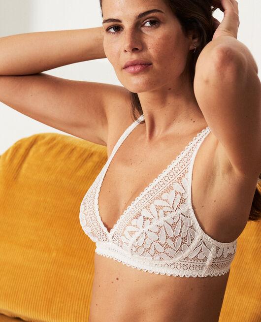 Wireless bra Rose white Evidence