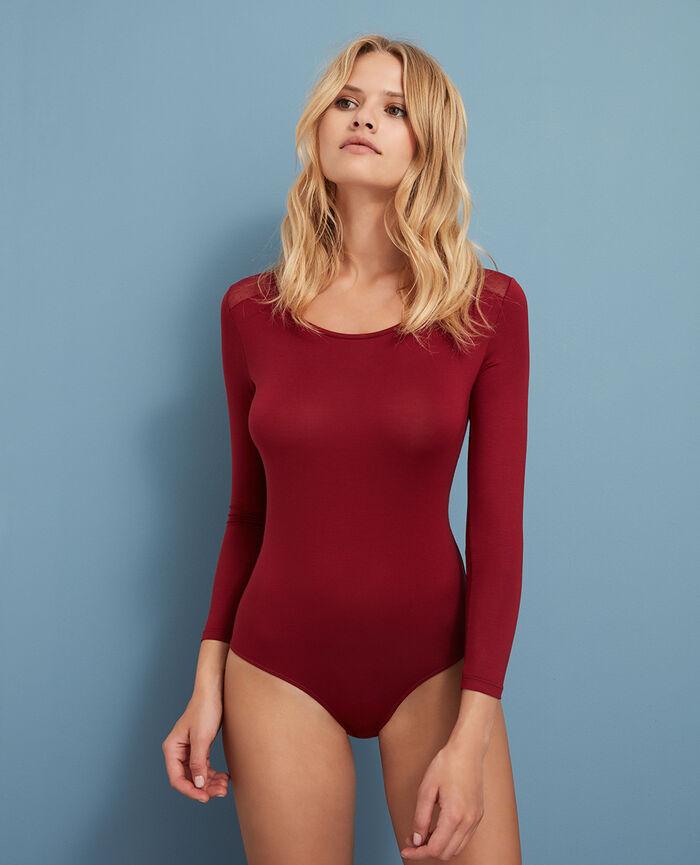 Body Rouge cuir Innerwear