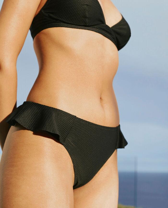 Bikini tanga Black Farah