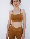Sports leggings Cocktail brown Yoga