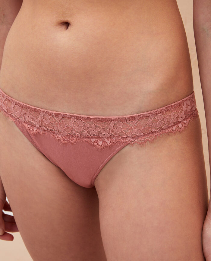 High-cut briefs Dune pink Habibi