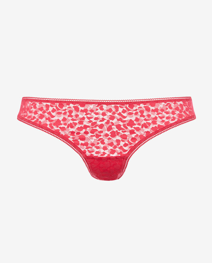 Culotte taille basse Rose swing Birdy