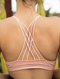 Soft cup bra Iced pink Air lingerie