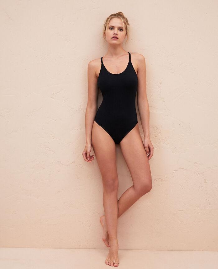 Swimsuit Black Princesse tam.tam x uniqlo