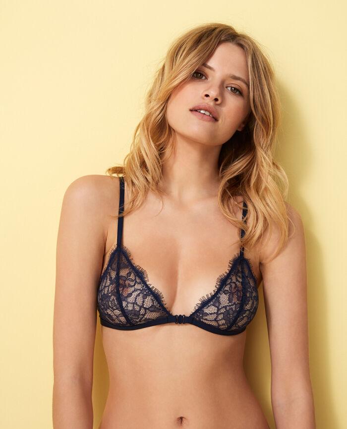 Soft cup bra Navy Taylor