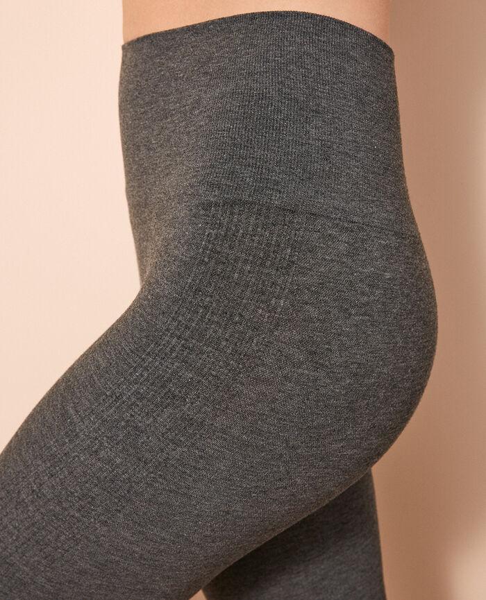 Legging Gris chiné Fit