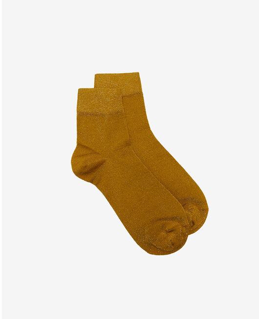 Socks Absinthe yellow Glow