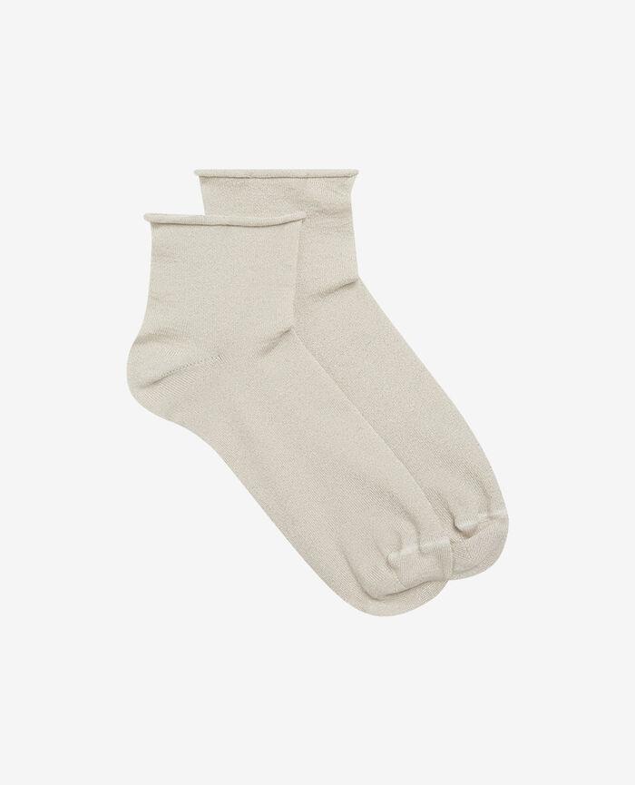 Socks Beige Pearl