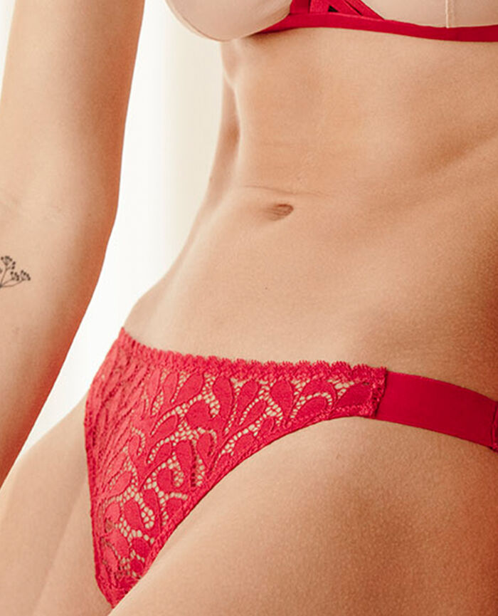 Hipster briefs Swing pink Oisive