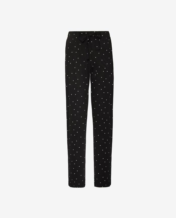 Pyjama trousers Moonlight Latte