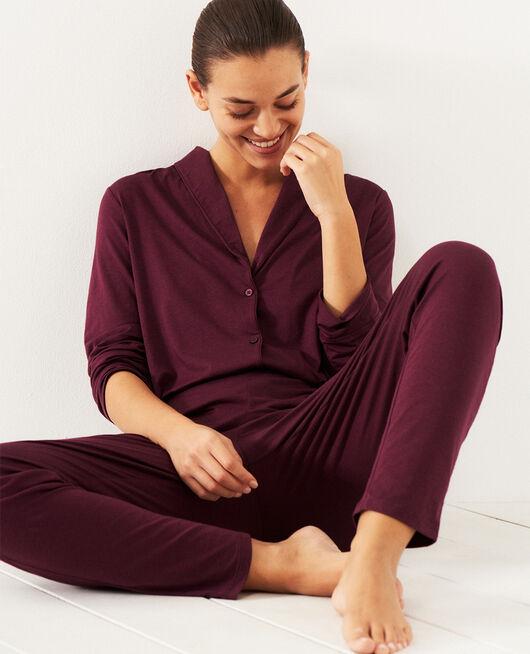 Veste de pyjama Prune Paresse