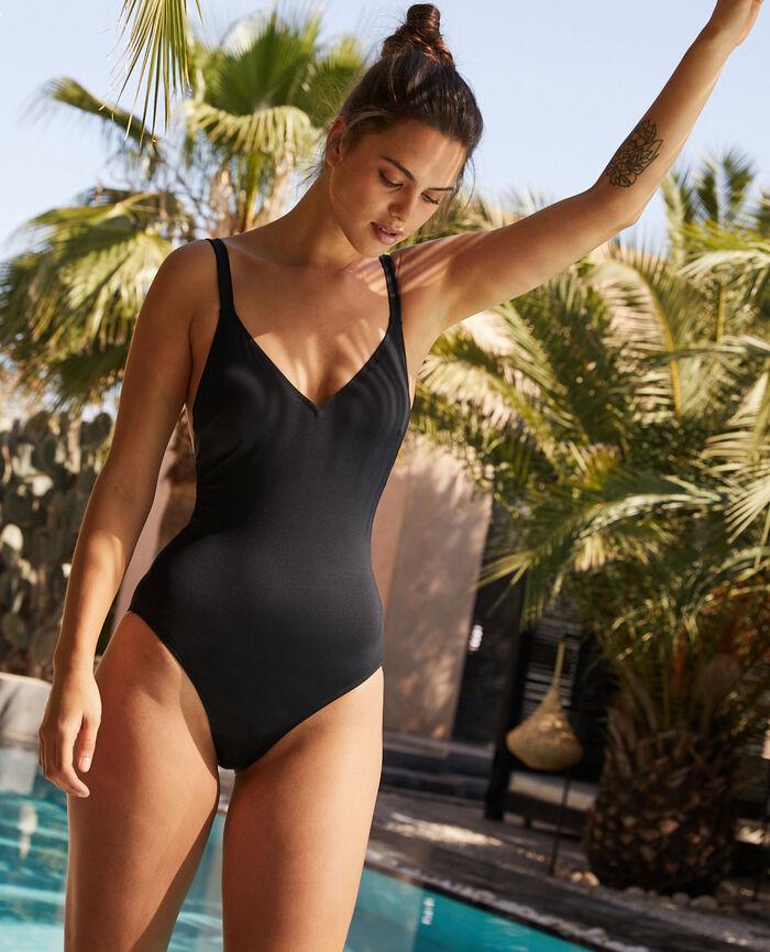Swimsuit Black Impala
