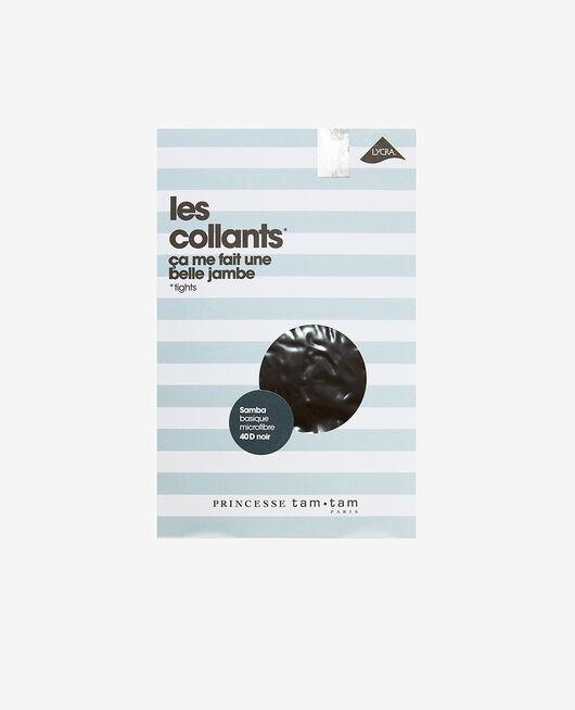 Collants 40d Noir Samba