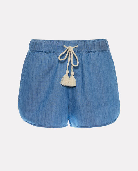 Short Bleu denim Medina
