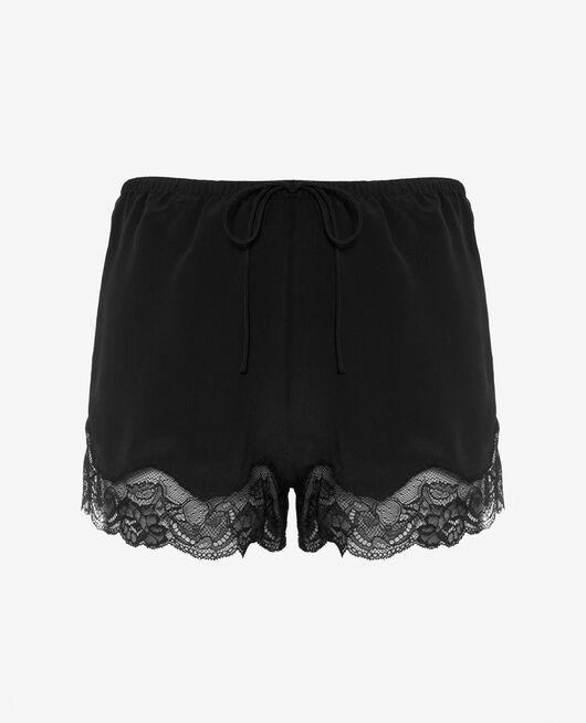 Pyjama shorts Black Divine
