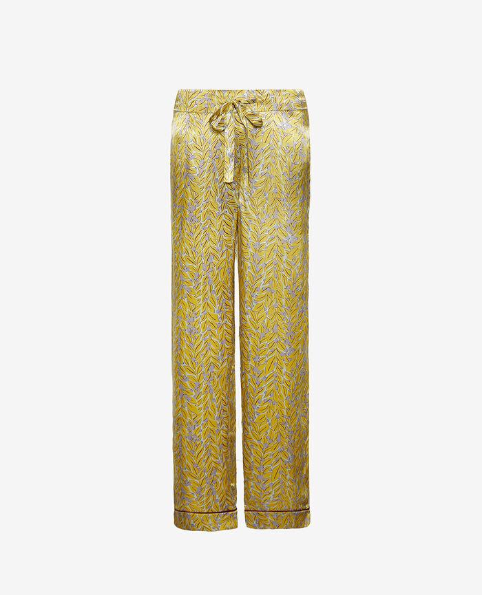 Pantalon de pyjama Feuillage Foglio