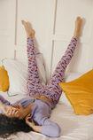 Leggings Baker violet Tamtam shaker