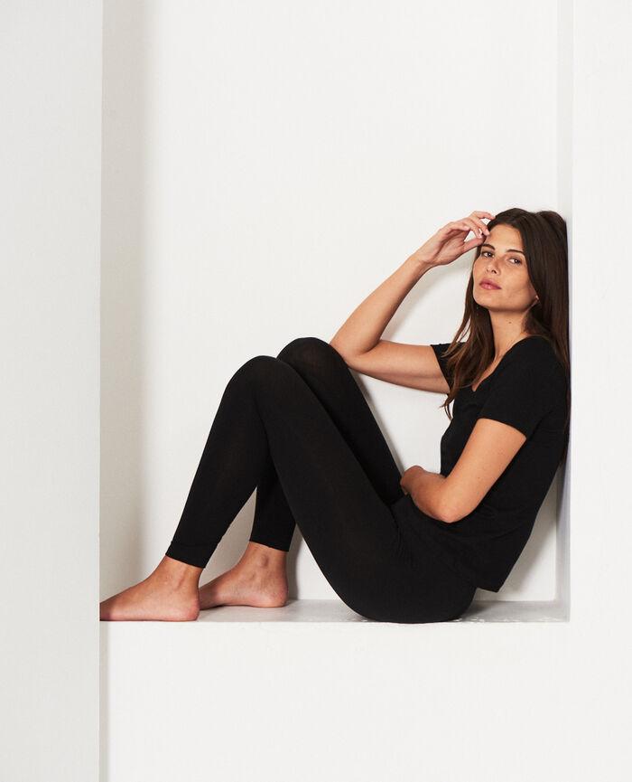 Legging Noir Tamtam shaker