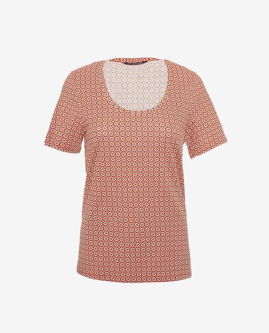 Short-sleeved t-shirt Mosaic Dimanche