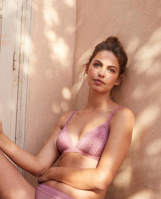 Soft cup padde bra Tango pink Simone
