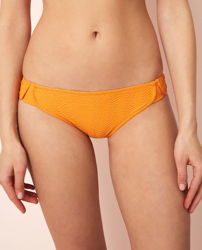 Swim briefs Maya orange Wahou