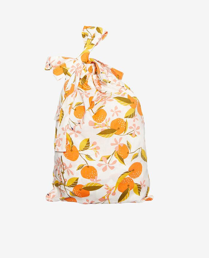 Pyjama set Ivory orange trees Tutti frutti