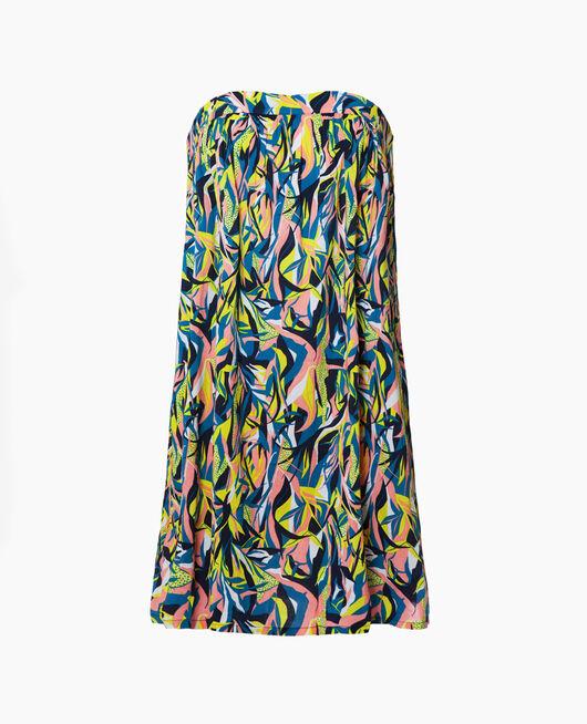 Robe Multicolore Mix & match