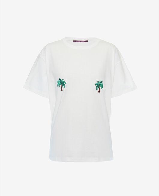 Short-sleeved t-shirt Palmeraie Summer