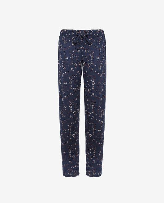 Pantalon Automne bleu Latte
