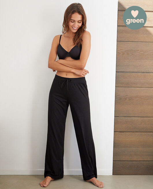 Trousers Black Dimanche