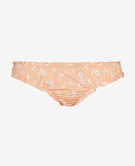 Culotte fantaisie Paquerette rose abricot Take away