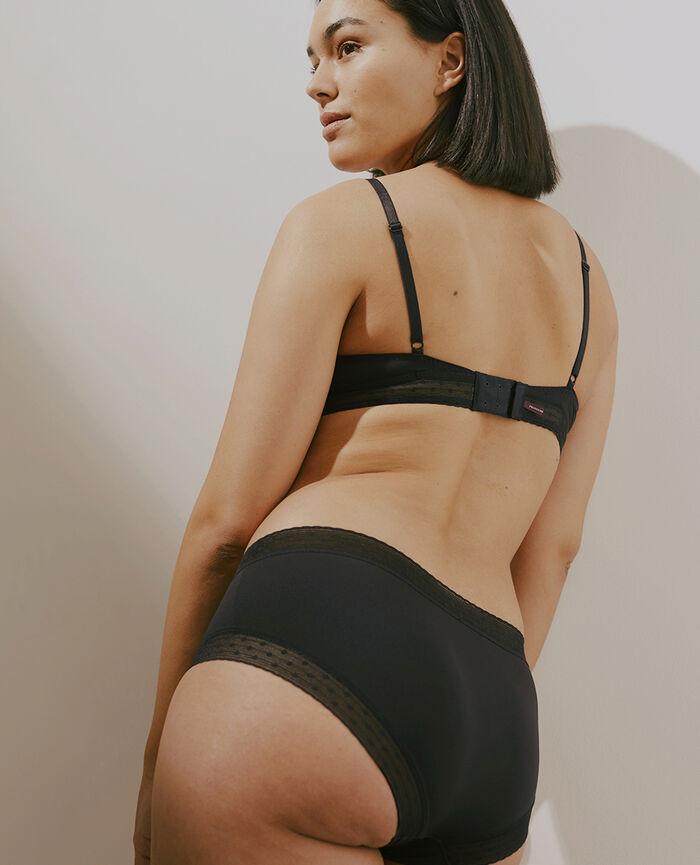 Wireless bra Black Infiniment - the feel good