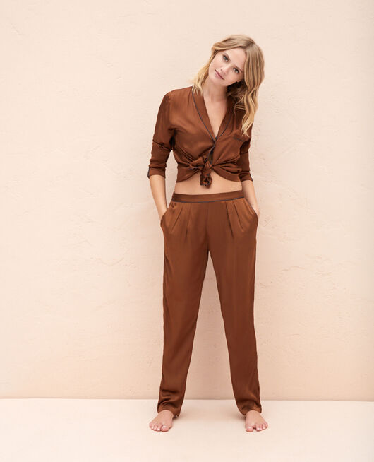 Trousers Bronze Subtil