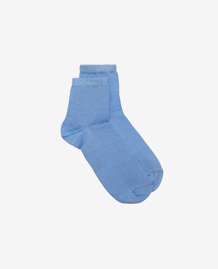 Chaussettes Bleu mirage Diamond