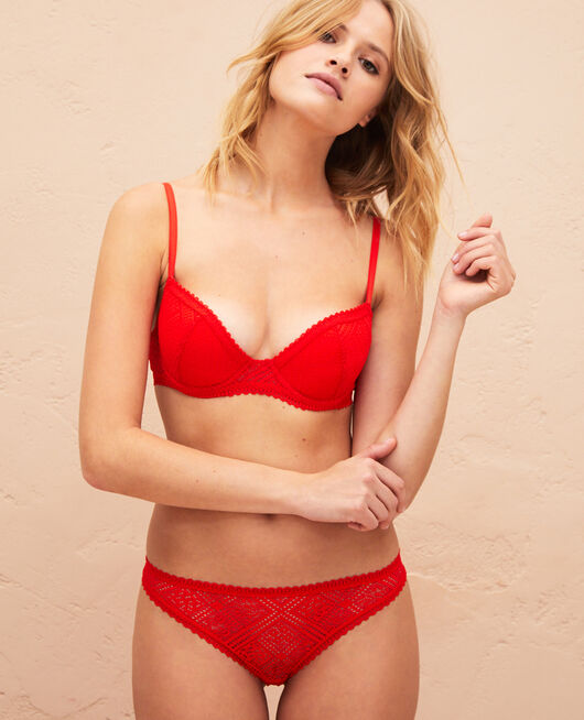 Hipster briefs Flash red Sonate
