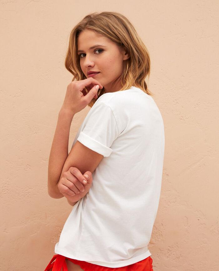 T-shirt manches courtes Love Summer