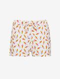 Pyjama shorts Ivory ice Tamtam shaker