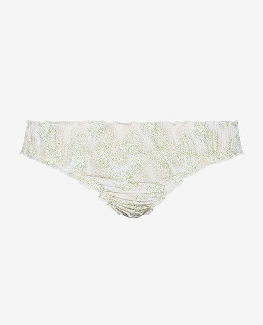 Culotte froufrou Pointillisme ivoire Take away