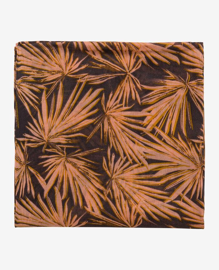 Echarpe Multicolore Palmes