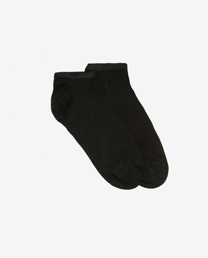 Socks Black Galaxy