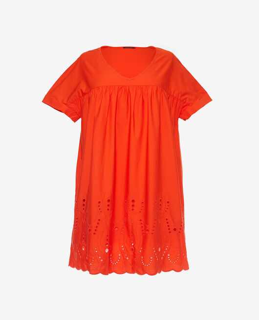 Robe Orange sanguine Sabbah