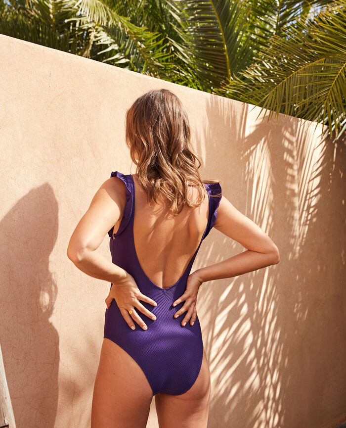 Swimsuit Rebel purple Farah