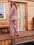 Pyjama set Snow multico Flanelle