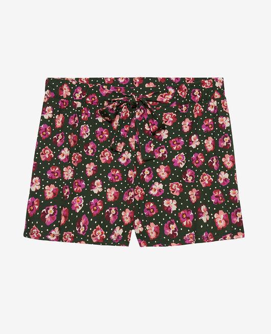 Pyjama shorts Cypress green daydream Tamtam shaker